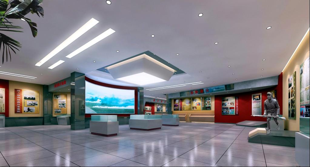 西安展厅装饰装修设计工程有限公司